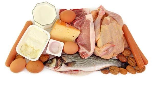 مصرف پروتئین را در رژیم غذایی خود افزایش دهید
