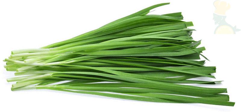 سبزی تره یکی از سبزی های قورمه سبزی