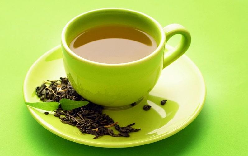 چای سبز منبع آنتی اکسیدان