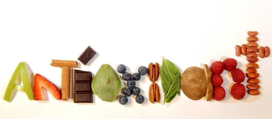 آنتی اکسیدان های سبزی جعفری