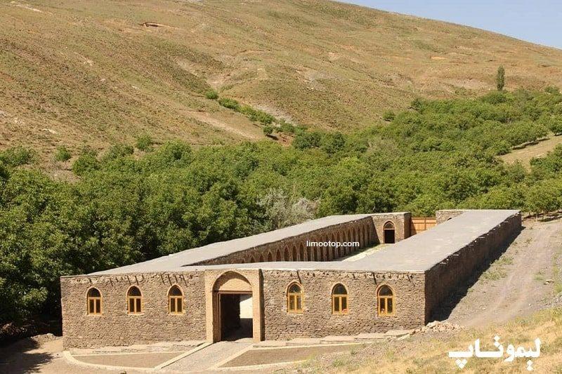 تصویری از قلعه مهری خانم