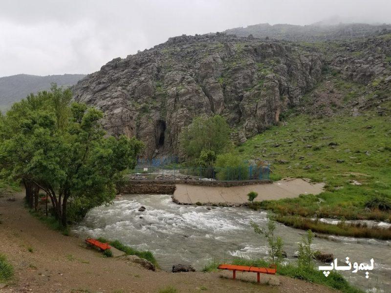 غار سراب گاماسیاب