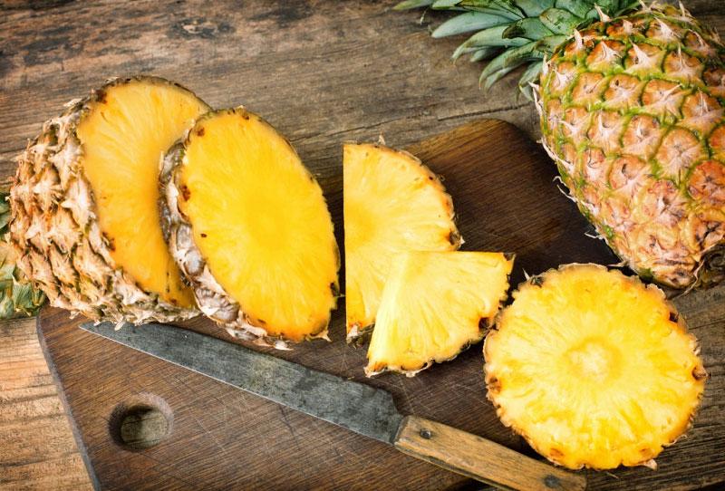 سایر مزایای آناناس