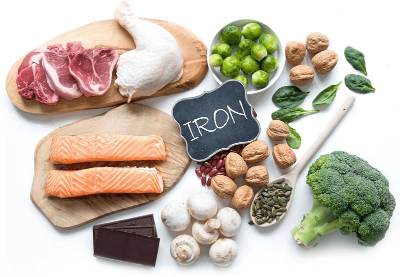 بهترین منابع غذایی آهن کدامند؟