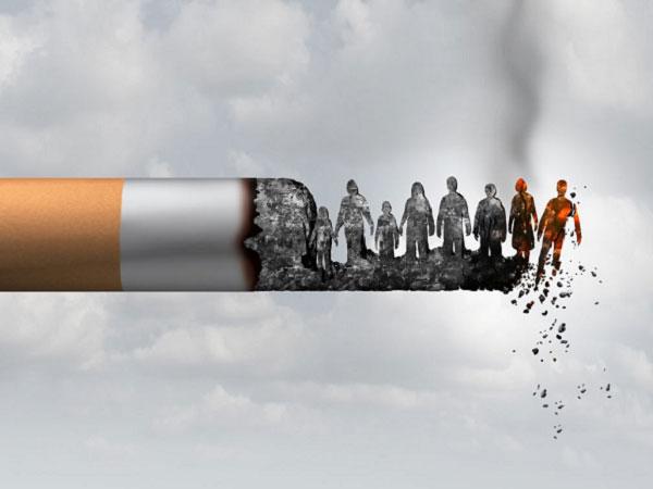 ترک-سیگار