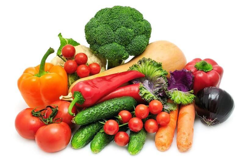 خواص سبزیجات و میوه ها