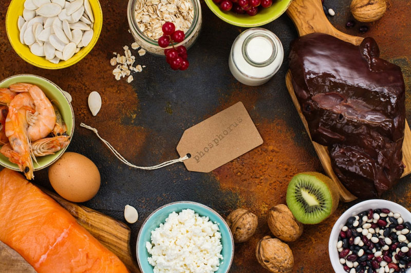 مهمترین منبع تغذیه ای فسفر