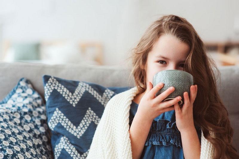 تقویت ایمنی کودکان با غذاهای