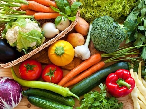 انواع سبزیجات