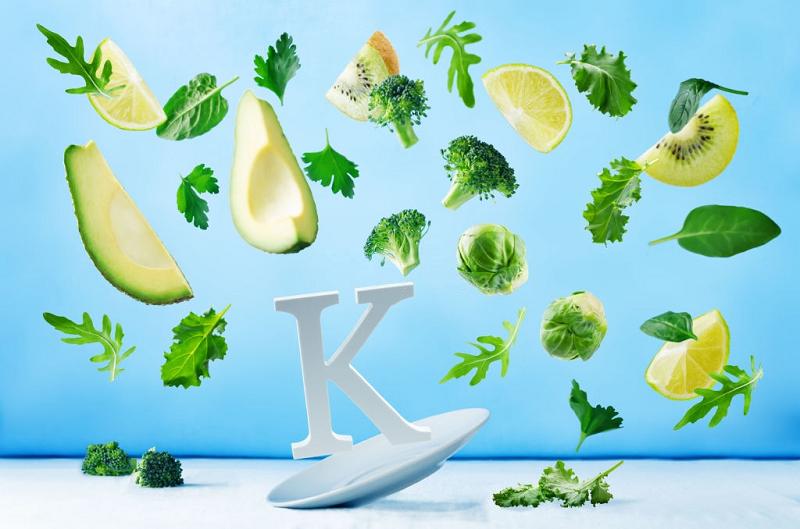 مهمترین عملکرد ویتامین K در بدن
