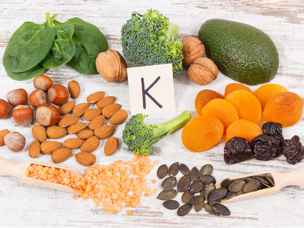منابع ویتامین K