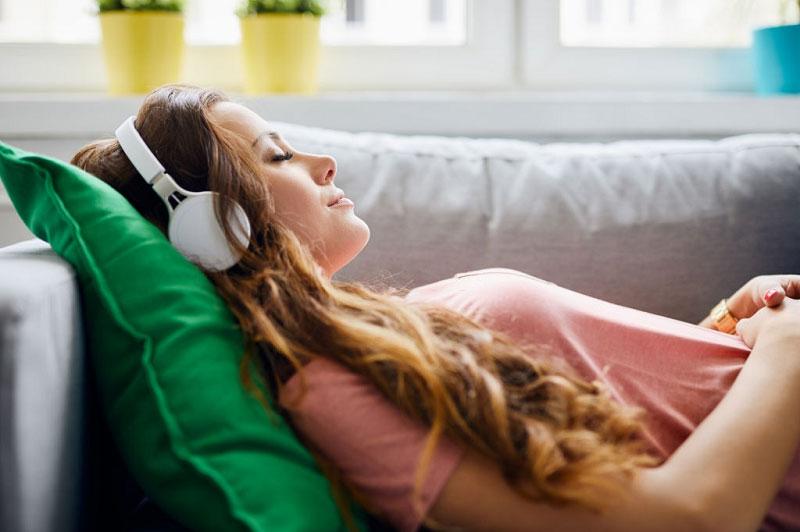 درمان افسردگی بدون دارو با موسیقی: