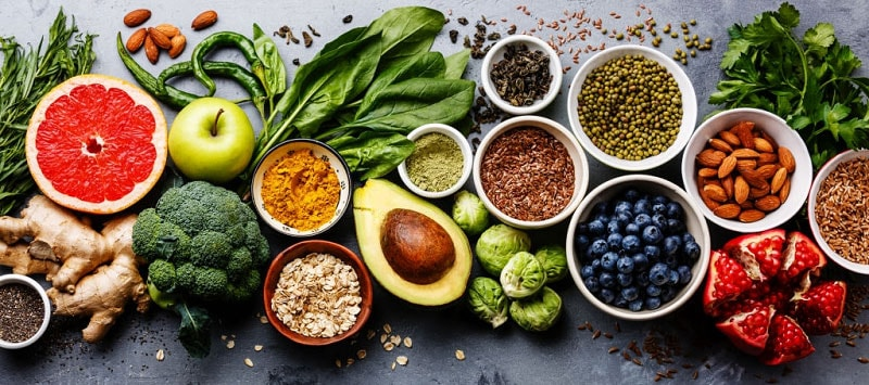 درمان افسردگی بدون دارو با خوردن غذاهای سالم: