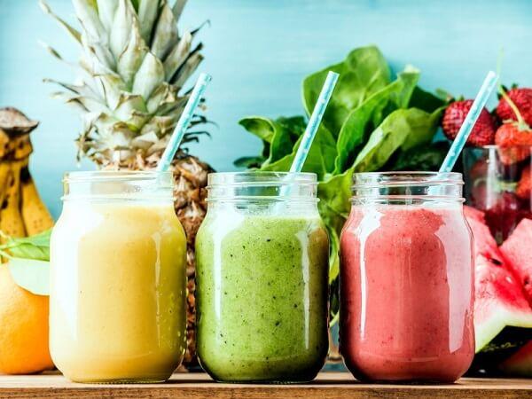 آب سبزیجات برای کاهش وزن
