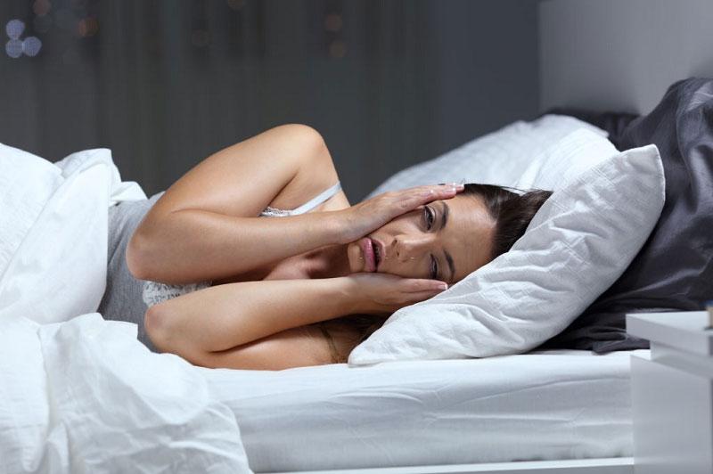 عوامل خطر درباره اختلال بیخوابی
