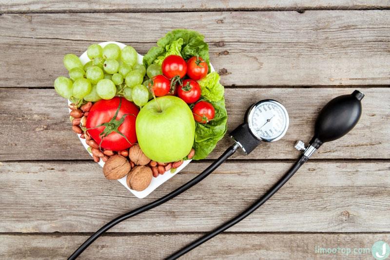 فشار خون پایین ایجاد تغییر در سبک زندگی