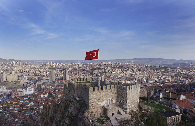 جاهای دیدنی و گردشگری آنکارا ترکیه