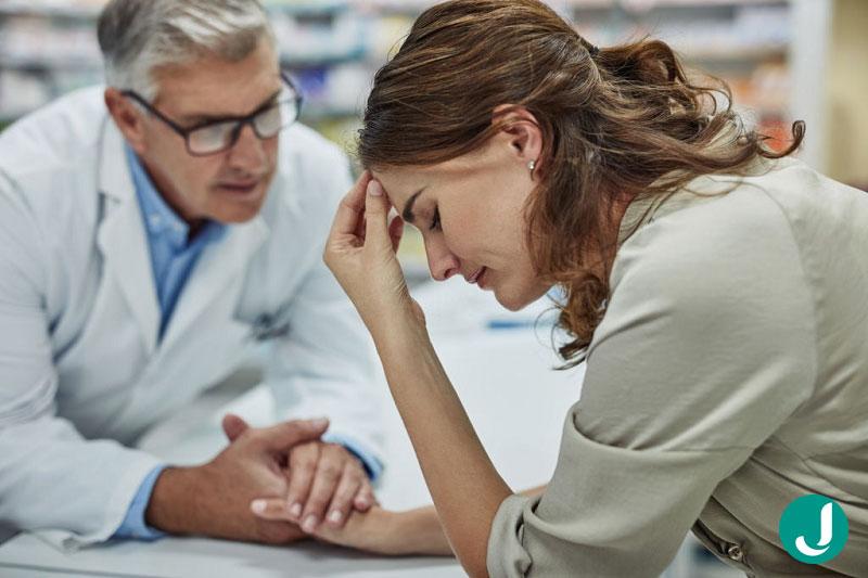 درمان سردرد همراه تب