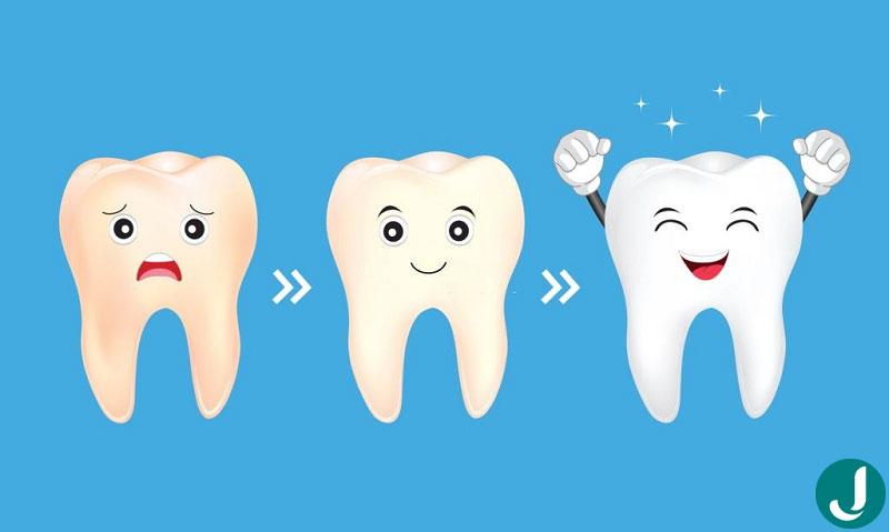 دندانهای خود را به طور طبیعی ترمیم کنید