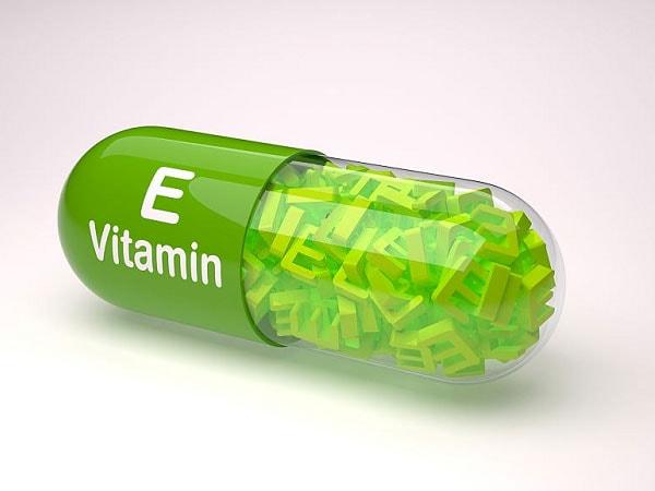 مسمومیت با ویتامین E