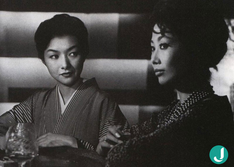 7. When a Woman Ascends the Stairs (1960)