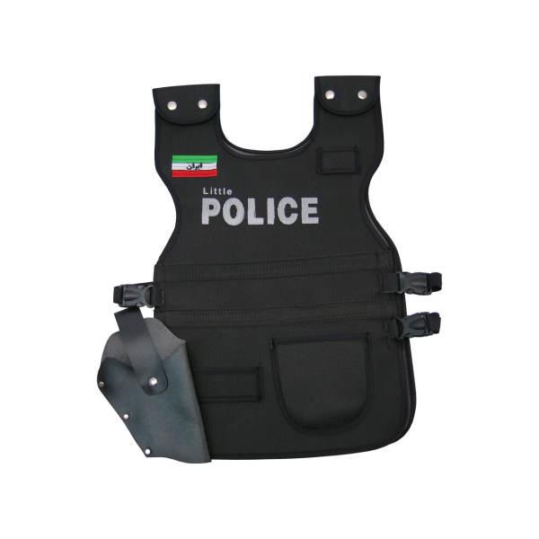 تن پوش کودک طرح Little Police Tri