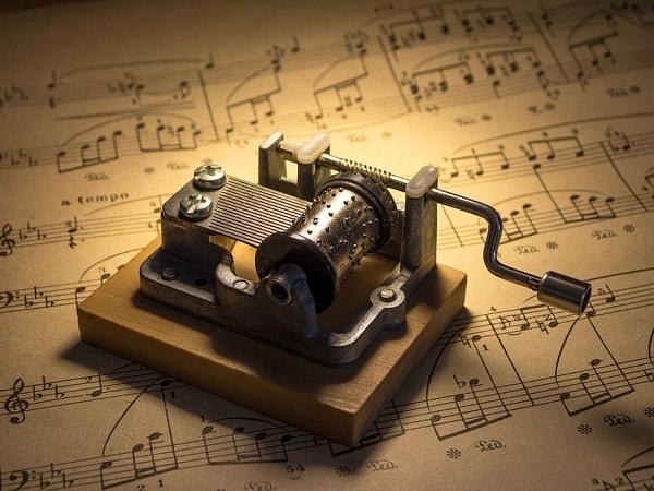 جعبه-موزیکال