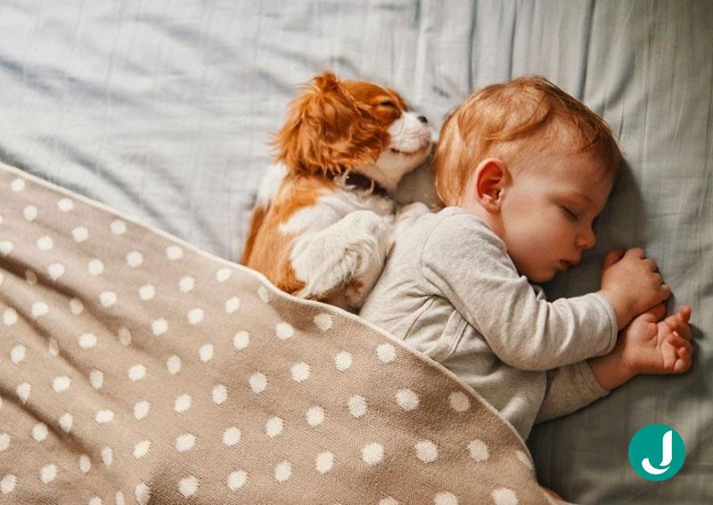 خواب کودک در هفت ماهگی