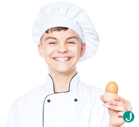 سالم ترین روش پختن تخم مرغ