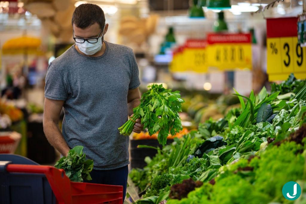 فاکتور مهم که در هنگام خرید سبزی