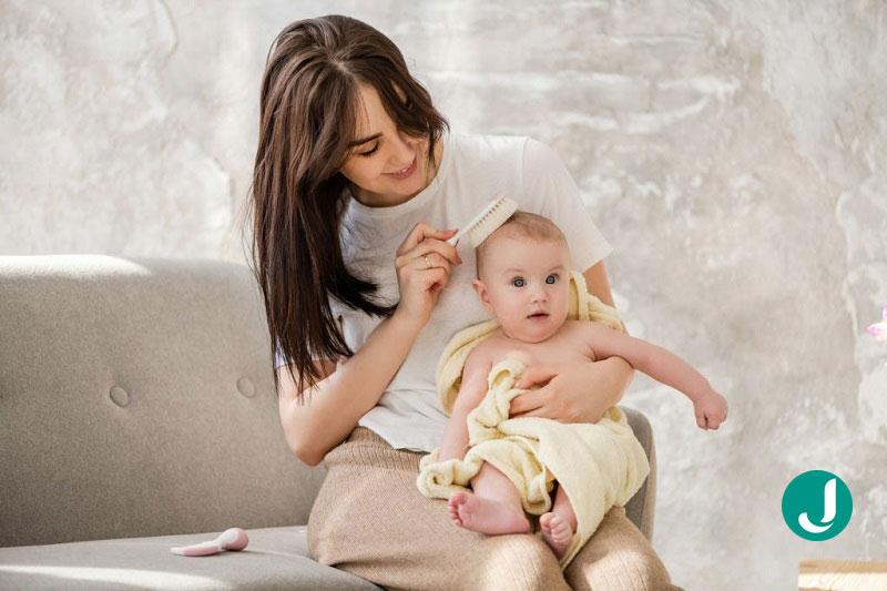 مبانی مراقبت از کودک در ماه چهارم