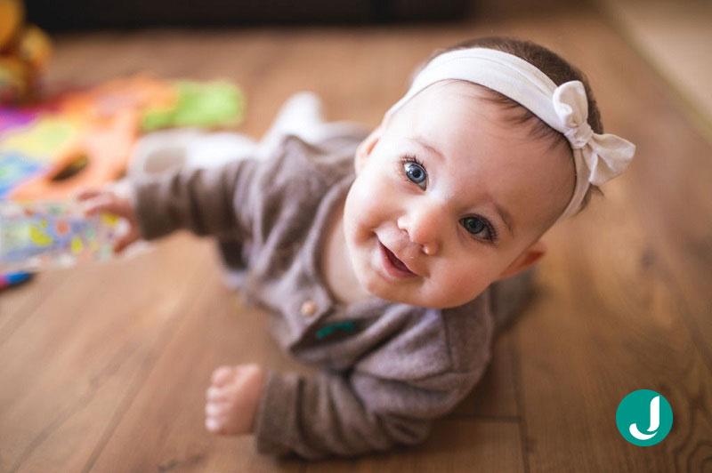 کودک در حال رشد شما در ماه هفتم