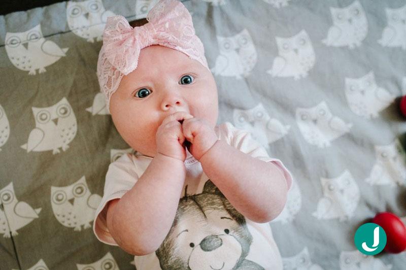کودک در حال رشد شما در ماه چهارم