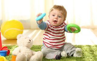 هفت ماهگی کودک