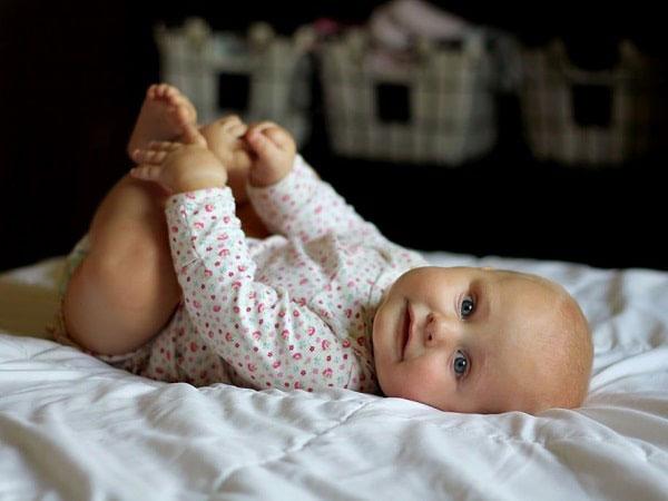 کودک-در-ماه-پنجم-بعد-از-تولد