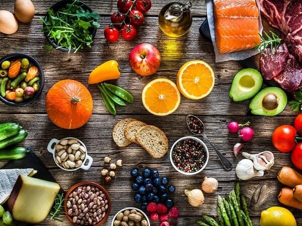 تفاوت میوه و سبزیجات