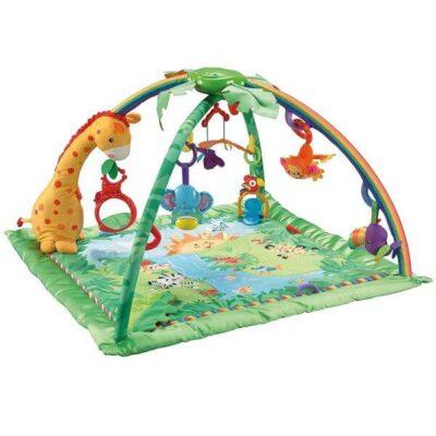 تشک بازی گود فرند مدل Baby's Forest Gym سایز 85×85 سانتی متر