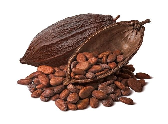 تقویت ریه با کاکائو
