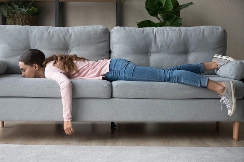 درمان پرخوابی یا خواب زیاد