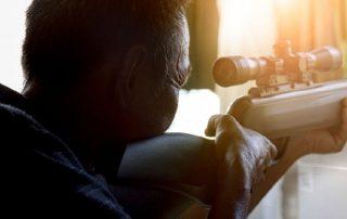 دوربین تفنگ شکاری