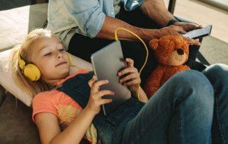 راهنمای خرید تبلت مخصوص بازی برای کودکان