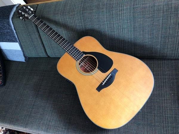 راهنمای خرید گیتار یاماها