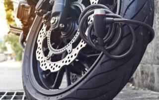 قفل-موتور-سیکلت