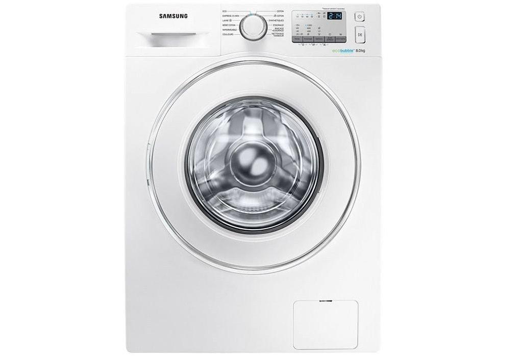 ماشین لباسشویی سامسونگ مدل Q1256 ظرفیت ۸ کیلوگرم