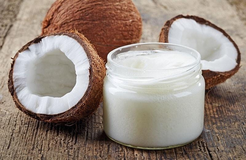 نارگیل رژیم غذایی مخصوص پوست خشک