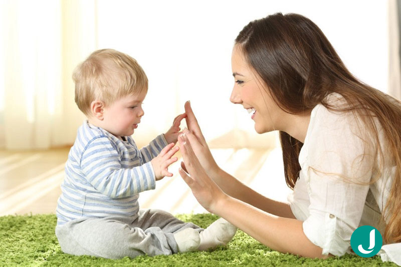 مبانی مراقبت از کودک در ماه نهم