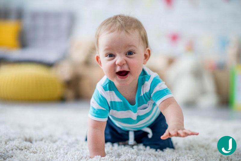 کودک در حال رشد شما در ماه نهم