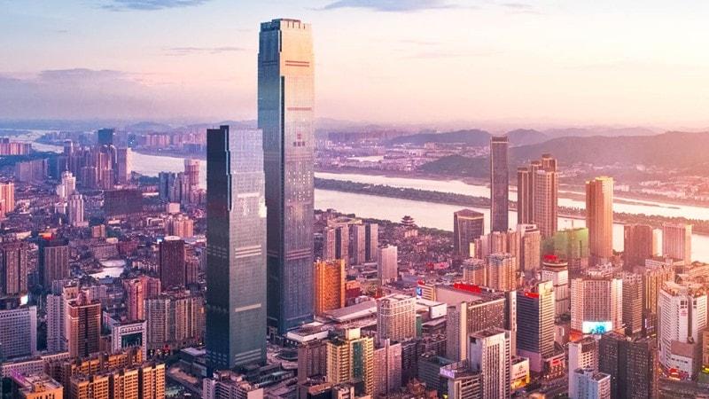 برج تی ۱ شانگهای