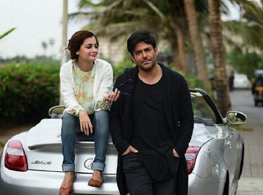 فیلم عاشقانه ایرانی سلام بمبئی
