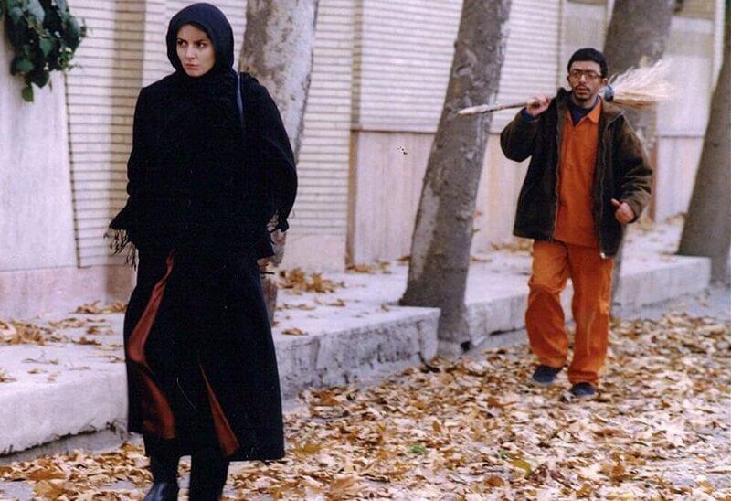 فیلم عاشقانه ایرانی شاعر زباله ها